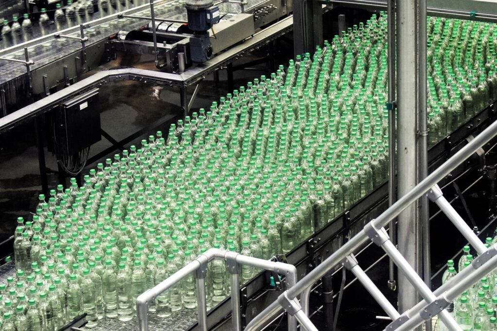 bottled water processing plant case study